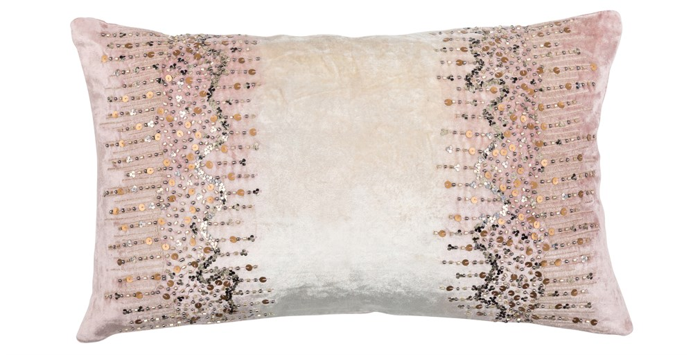 Eva Embellished Cushion
